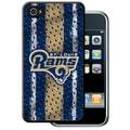 Team Pro-Mark NFL iPhone 4/4S Hard Cover Case; St. Louis Rams