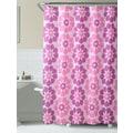 Victoria Classics Pandora 13-Piece Shower Curtain Set; Pink