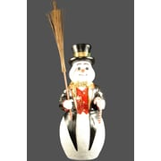 Queens of Christmas Frosty Snowman Ornament