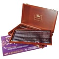 Derwent Pencil Color Wood Box (Set of 6)