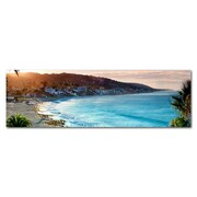 Great Big Photos Laguna Beach Photographic Print on Canvas