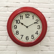 Creative Co-Op Urban Homestead 16'' Clock