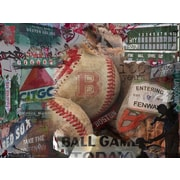 PENL Red Sox Entering Fenway Graphic Art on Wrapped Canvas