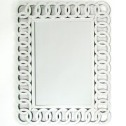 Wayborn Rectangle Beveled Wall Mirror