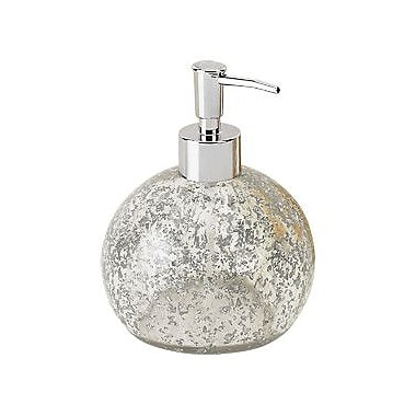 Gedy by Nameeks Melissa Soap Dispenser; Silver