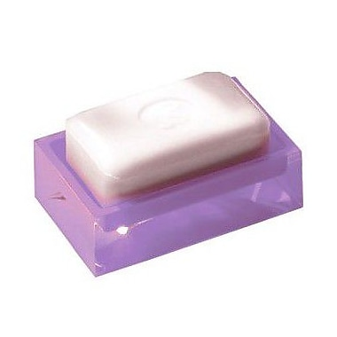 Gedy by Nameeks Rainbow Soap Dish; Purple