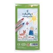Finetec Chubby Colored Pencil (Set of 8)