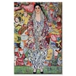 Buyenlarge Portrait of Frederika Maria Beer Painting Print on Canvas; 16'' H x 24'' W