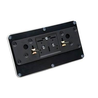 Peerless-AV® Desktop Security Lock-Down Plate For Philips TV Models