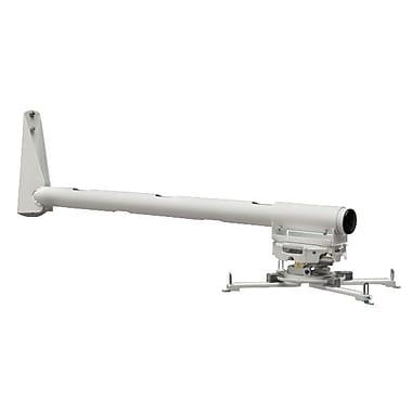 Peerless-AVMD – Trousse de montage pour projecteur à courte portée PSTK-028, capacité 50 lb, blanc