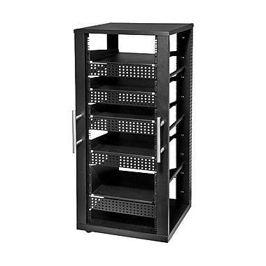 Peerless-AV® AVL 30U AV Component Rack System, Black