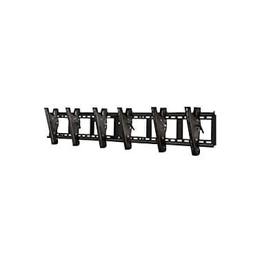 Peerless-AVMD – Rail vertical ACC-DSV240 allant jusqu'à 240 mm, noir