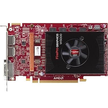 NEC – Carte vidéo pour port d'affichage double AMD FirePro W5000, 2 Go