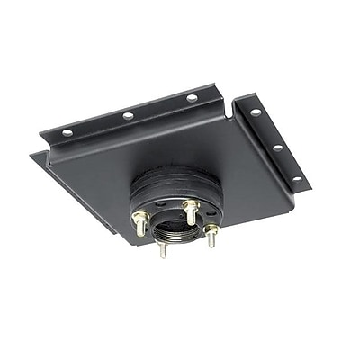 Peerless-AV® DCS200 Structural Ceiling Adapter For Jumbo TV Mounts, 300 lb. Capacity, Black