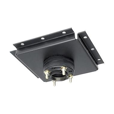 Peerless-AVMD – Adaptateur structurel de plafond DCS200 pour supports d'écrans géants, capacité de 300 lb, noir