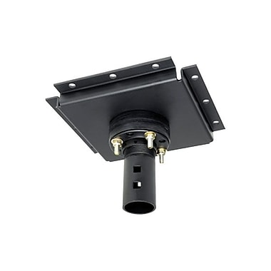 Peerless-AV® DCS400 Structural Ceiling Adapter For Multi Display TV Mounts, 1200 lb. Capacity, Black