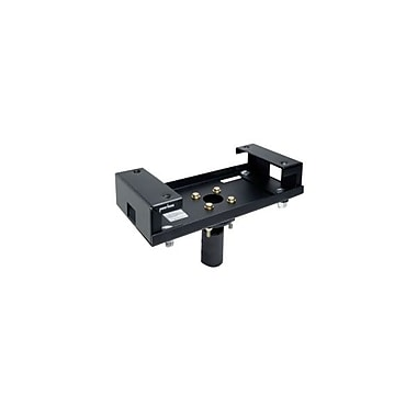 Peerless-AV® DCT500 Ceiling Adapter For Truss and I-beam Structures, 600 lb. Capacity, Black