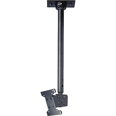 Peerless-AVMD – Support de plafond pour écrans plats LCC-36, capacité de 40 lb, noir