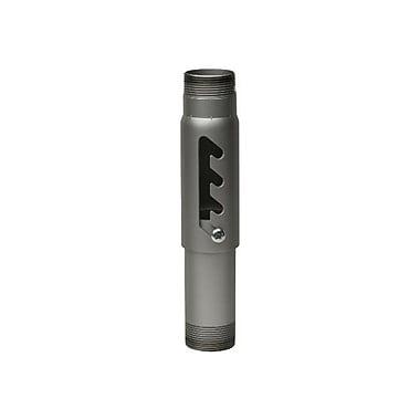Peerless-AVMD – Colonne d'extension en acier réglable de 120 à 144 po avec capacité de 900 lb, noir