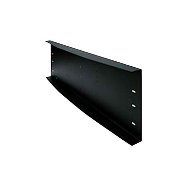 Peerless-AV® CRT Mount External Wall Plate, Black