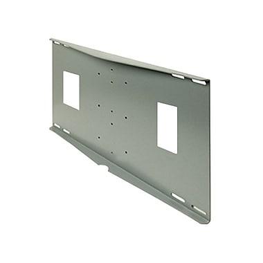 Peerless-AV® Flat Panel and CRT Mount External Wall Plate, Black