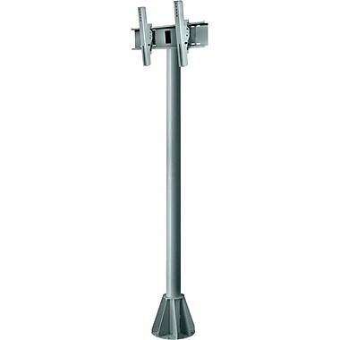Peerless-AV® EPMU-05-S 5' Floor Mount For Flat Panel Display, Grey