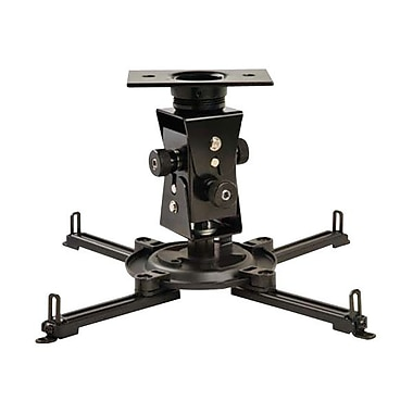 Peerless-AV® PAG-UNV-HD Arakno Heavy Duty Geared Mount For Multimedia Projectors, Black