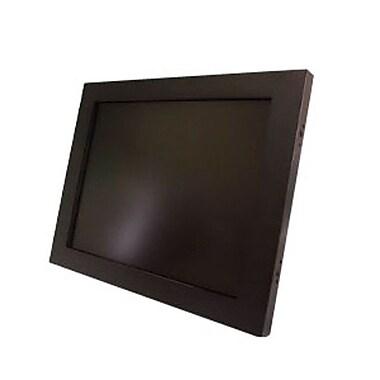 UnytouchMD – Écran tactile ACL à cadre ouvert U14-O104, 10,4 po, gris
