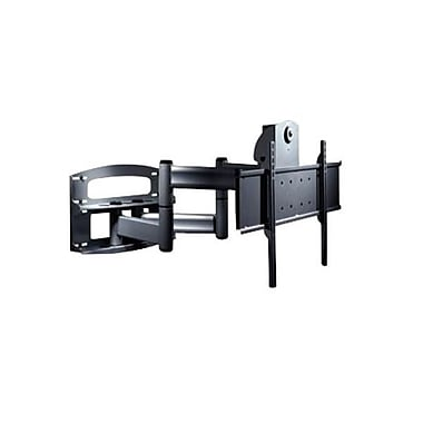Peerless-AV® Articulating Wall Arm With Vertical Adjustment For Display Monitors PLAV60-UNL, 37