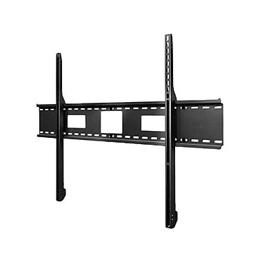 Peerless-AV® SF680-A Antimicrobial Universal Flat Wall Mount For Displays, 61