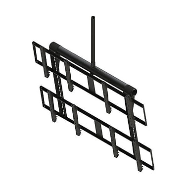 Peerless-AV® DS-VWT955 Digital Signage Video Ceiling Wall Mount For Screen, 40