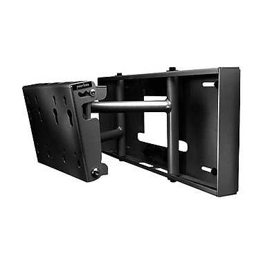 Peerless-AV® SP850-UNL Pull Out Pivot Wall Mount With Security Hardware For Displays, 32