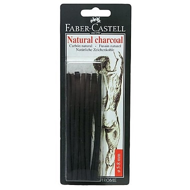 Faber- Castell Charcoal Sticks (Pack of 12)