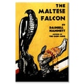 Buyenlarge The Maltese Falcon Graphic Art on Canvas; 30'' H x 20'' W
