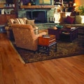 Anderson Floors Jacks Creek 3-1/4'' Solid Hickory Flooring in Gunstock