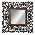 CBK Scroll Metal Wall Mirror