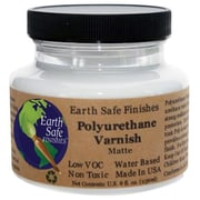 Earth Safe Finishes Polyurethane Matte Varnish