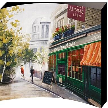 100 Essentials Tea Room Painting Print