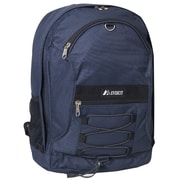 Everest Two-Tone Backpack; Navy
