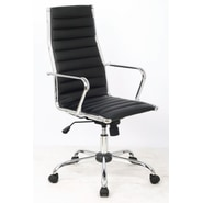 Furniture Design Group Excaliber High-Back Executive Office Chair with Arms