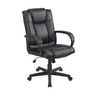 Furniture Design Group Encore Mid-Back Executive Office Chair with Arms