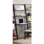 4D Concepts Arlington Wall 72.4'' Leaning Bookcase