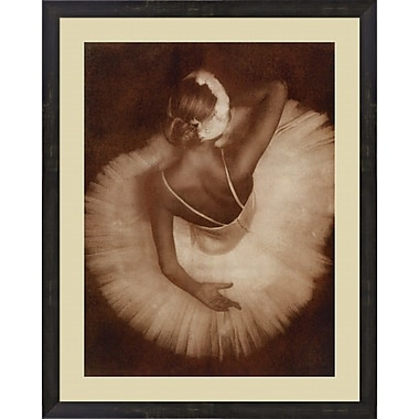 Evive Designs Pirouette by Joy Goldkind Framed Photographic Print