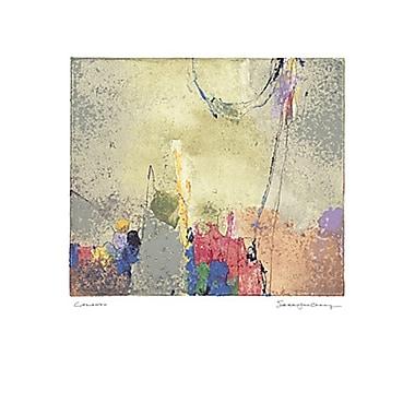 Evive Designs Calando by Sara Chang Painting Print