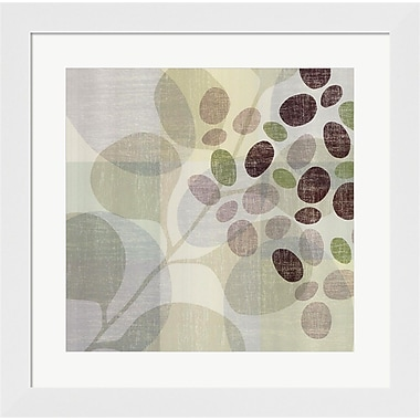 Evive Designs Spa I by Ahava Framed Graphic Art