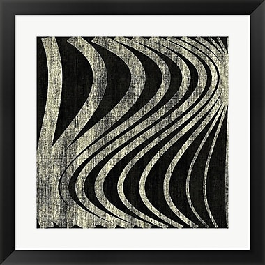 Evive Designs Deco II by Mali Nave Framed Graphic Art