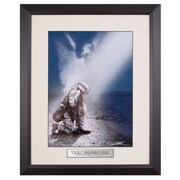 The James Lawrence Company Soldier Not Alone Framed Graphic Art
