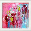 Evive Designs Color Me Pretty I by Lana Framed Painting Print