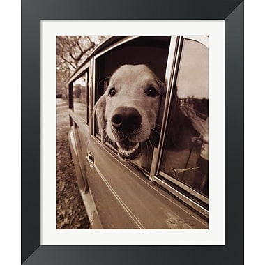 Evive Designs Are We There Yet by Jim Dratfield Framed Photographic Print