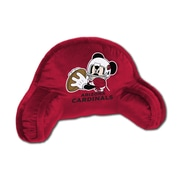 Northwest Co. NFL Arizona Cardinals Mickey Mouse Bed Rest Pillow